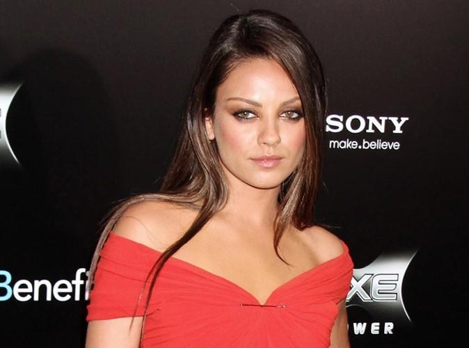 Mila Kunis : elle tient sa promesse et se rend au bal des Marines !