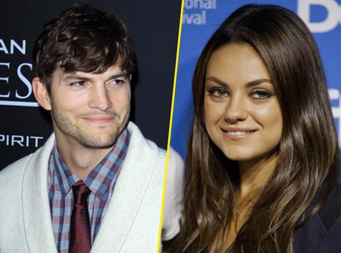 Mila Kunis : enceinte d'Ashton Kutcher ?