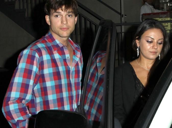 Mila Kunis et Ashton Kutcher : complètement in love pour la fin de leurs premières vacances en amoureux !
