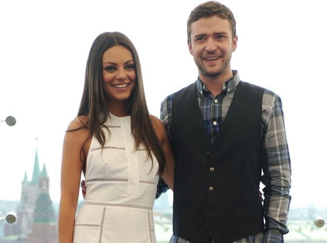 Mila Kunis et Justin Timberlake toujours inséparables et surtout sacrément craquants !