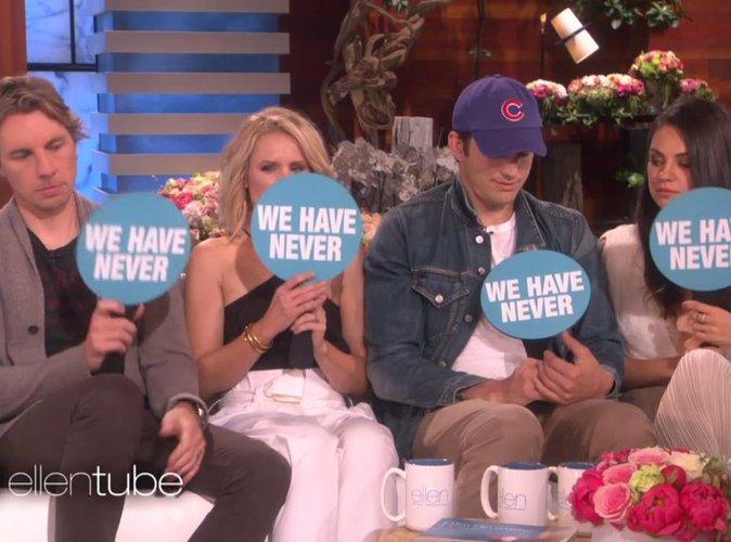 Mila Kunis et Kristen Bell s'éclatent avec leurs maris !