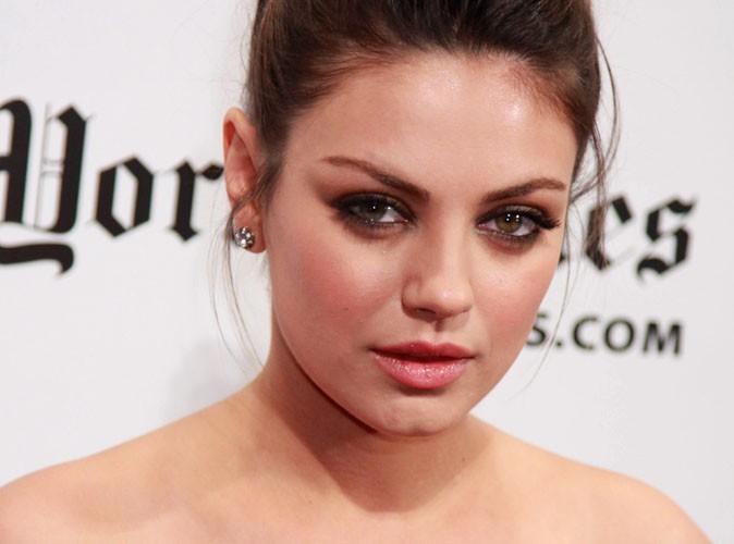 Mila Kunis : invitée au bal des Marines par un soldat plutôt gonflé…elle accepte !