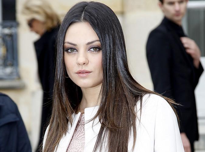 """Mila Kunis : """"J'aimerais bien grossir des fesses !"""""""