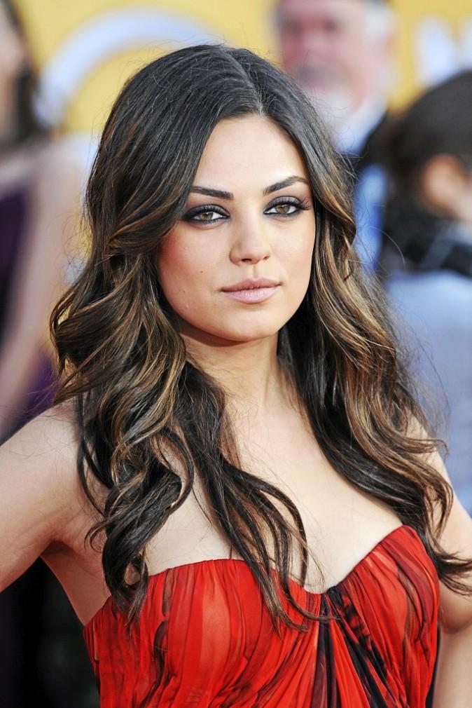 Mila Kunis désespère de trouver un homme !