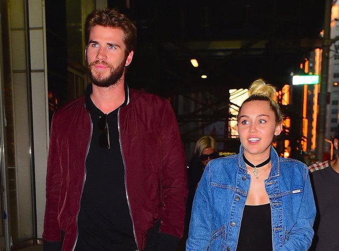 Miley Cyrus : De l'eau dans le gaz avec Liam Hemsworth ?