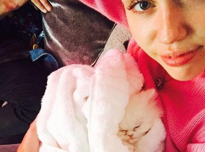 Miley Cyrus : elle accueille un nouveau membre dans sa famille !