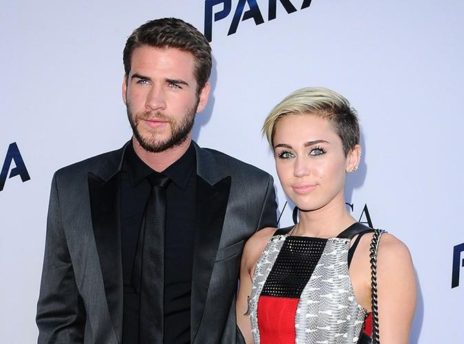 Miley Cyrus : elle boude Liam Hemsworth sur les réseaux sociaux !