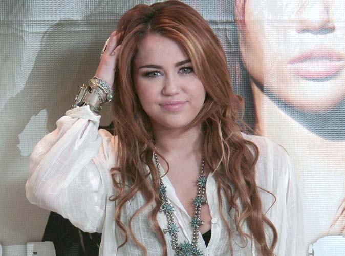 Miley Cyrus : elle dément prendre de la drogue !