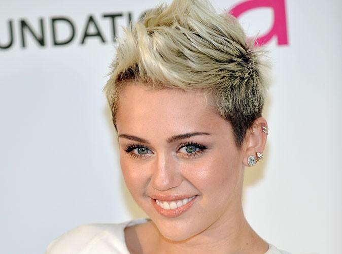 Miley Cyrus : elle dévoile une très vieille photo d'elle …