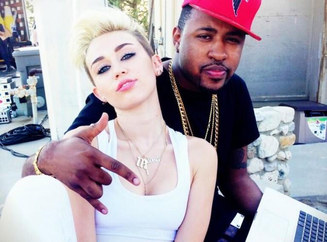 Miley Cyrus : elle se jette corps et âme dans le travail !