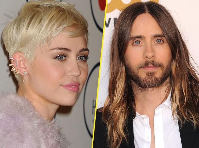 Miley Cyrus et Jared Leto : ils passeraient du bon temps ensemble...
