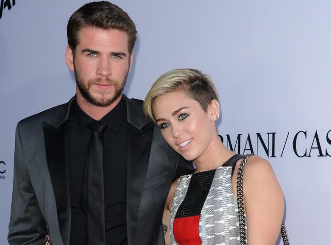 """Miley Cyrus et Liam Hemsworth : """"ils ont agi comme s'ils ne se connaissaient pas"""" à l'avant-première de Paranoia !"""