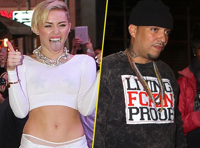Miley Cyrus : et maintenant elle se prend pour une rappeuse et pose en featuring avec French Montana !