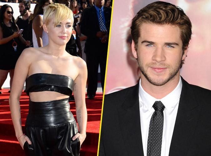 """Miley Cyrus : """"J'aime Liam et Liam m'aime"""" !"""
