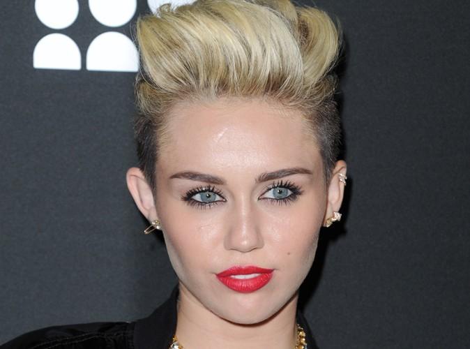 """Miley Cyrus : """"les gens essayent de faire de moi la Nicki MInaj blanche!"""""""