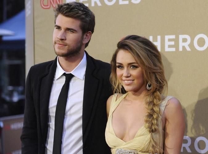 Miley Cyrus serait-elle fiancée ?
