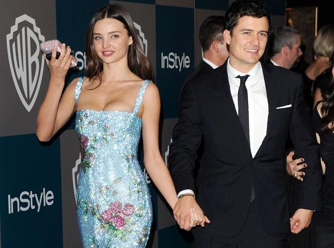 Miranda Kerr et Orlando Bloom : leur couple dans une mauvaise passe ?