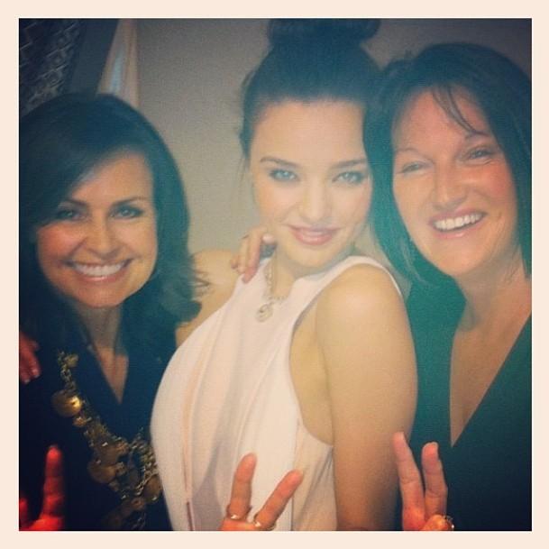 Miranda Kerr et sa maman, un duo transgénérationnel de charme !