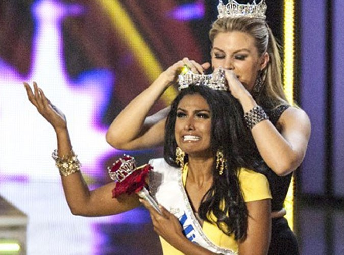Miss America 2014 : Nina Davuluri répond aux critiques !