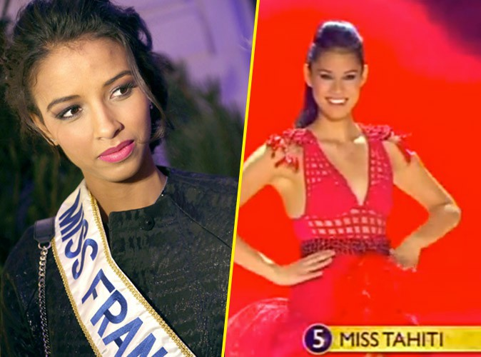 Miss France 2014 : Tahiti crie au scandale à propos de l'élection !