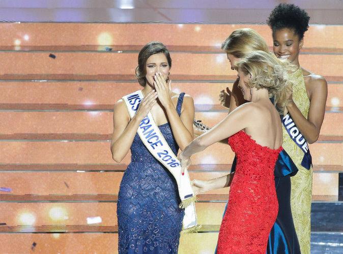 Miss France 2016 : Iris Mittenaere : Sylvie Tellier ne croyait pas en elle !
