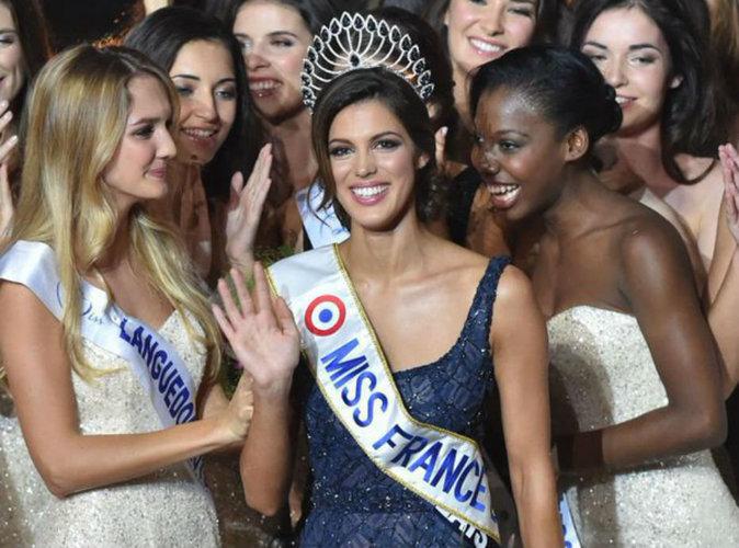 Miss France 2016 : La France raciste ? Selon Gilles Verdez : La réponse de Iris Mittenaere
