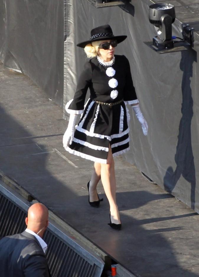 Lady Gaga au régime !