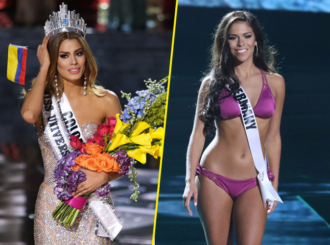 Miss Univers 2015 : Miss Colombie émeut encore, Miss Allemagne plébiscite Flora Coquerel !