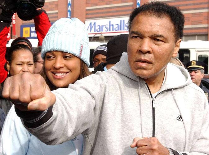 Mohamed Ali : la légende de la boxe nous a quitté...
