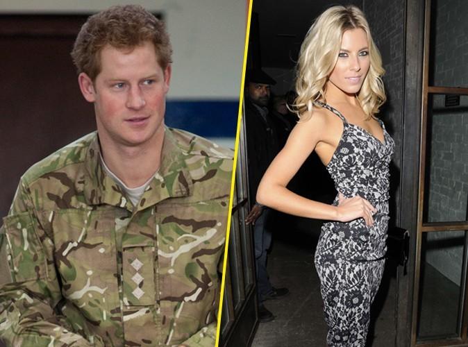 Mollie King en couple avec le prince Harry ? Elle dément !