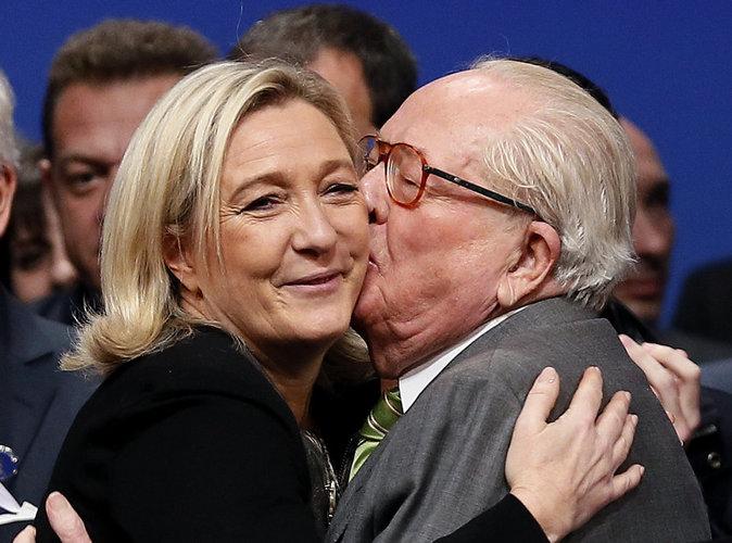 Débat Macron - Le Pen : Jean-Marie Le Pen n'hésite pas à tacler sa fille !