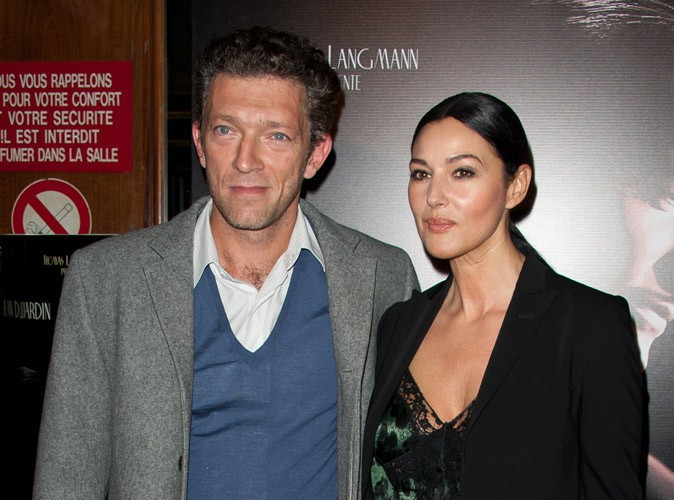 Monica Bellucci et Vincent Cassel : c'est officiel, ils se séparent !