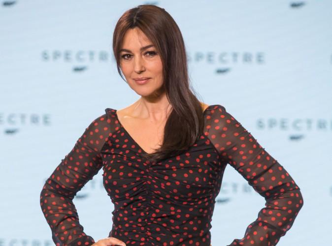 Monica Bellucci : la plus vielle James Bond Girl de l'histoire ? Elle répond !