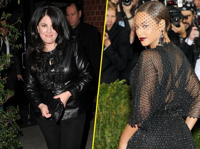 Monica Lewinsky : elle sort de son silence et clashe Beyoncé !