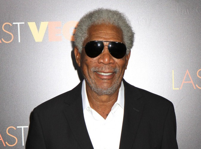 """Morgan Freeman : """"Le cannabis je le mange, je le bois, je le fume et je le sniffe !"""""""