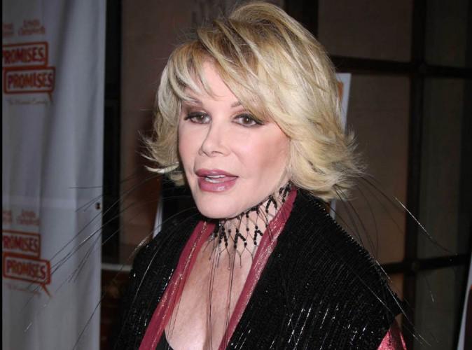 Mort de Joan Rivers : selfie et scandale au bloc opératoire !