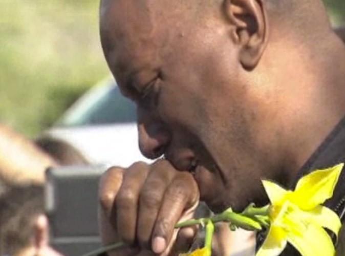 Mort De Paul Walker Tyrese Gibson Fond En Larmes Sur Les