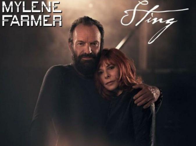 Mylène Farmer et Sting : Le baiser enflammé de ces deux stars !