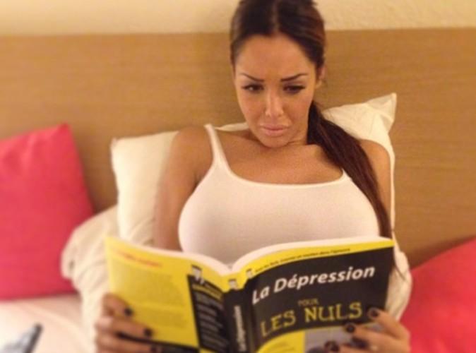 Nabilla Benattia : la dépression, elle s'en moque !