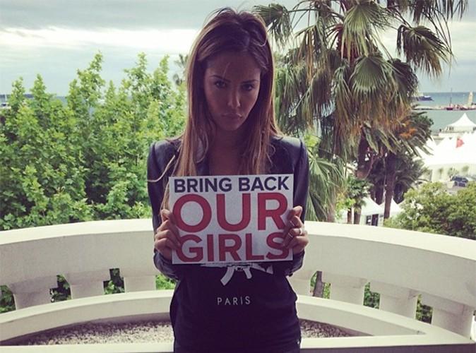 Nabilla Benattia : la it girl se mobilise pour les lycéennes enlevées au Nigéria !