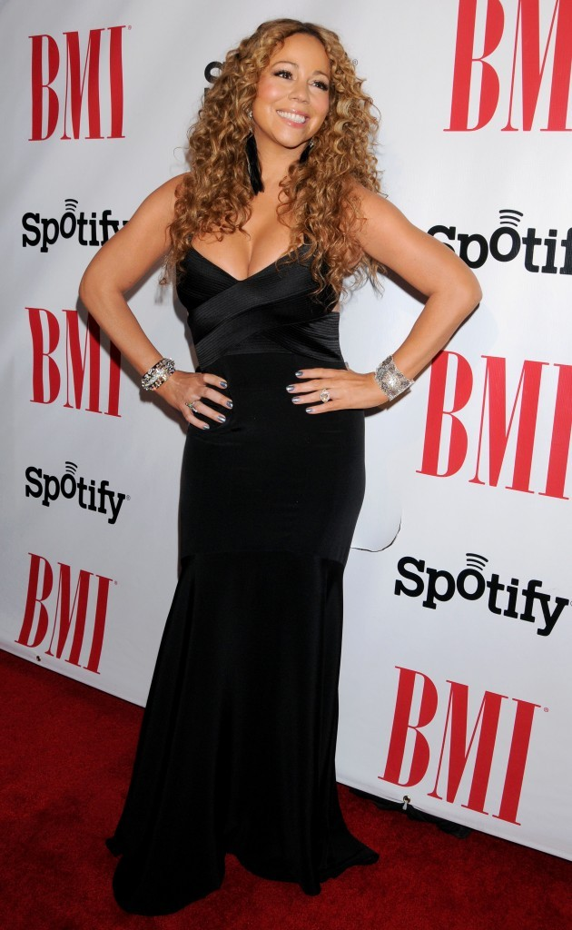Mariah respire bien...