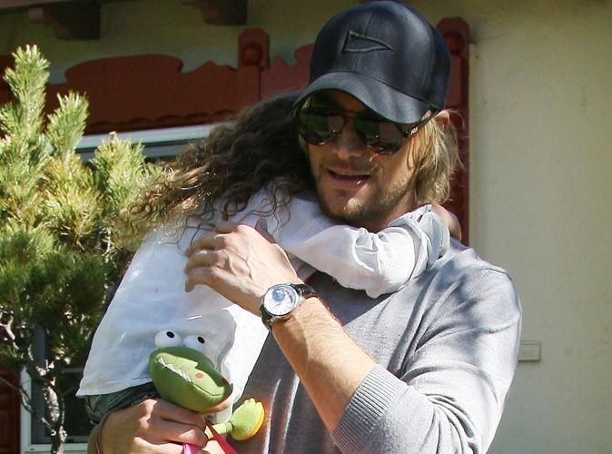 Nahla : la fille d'Halle Berry aurait peur de son papa, Gabriel Aubry !