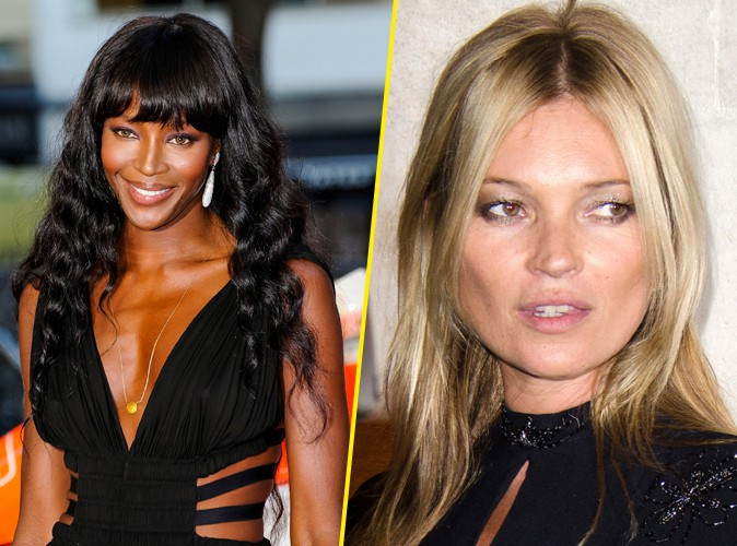 "Naomi Campbell : ""Il n'y a qu'une Kate Moss"" !"