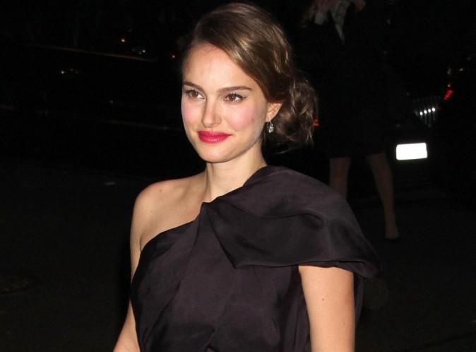 Natalie Portman : divine dans les premières photos du tournage de la prochaine campagne Miss Dior !