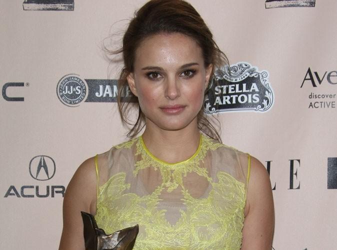 """Natalie Portman : """"Je vais faire une dépression à cause de Black Swan"""""""