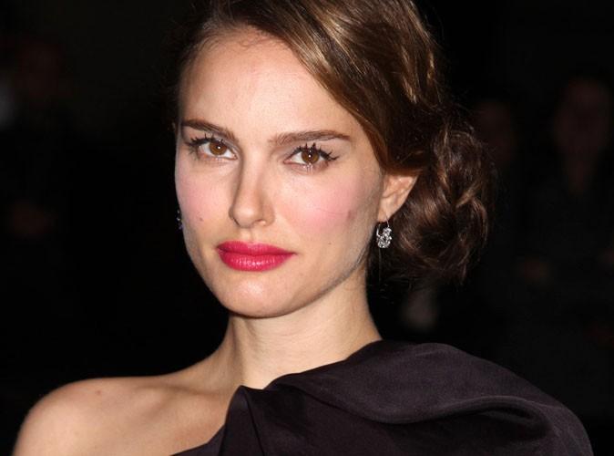 Natalie Portman : mince mais pas trop après bébé !