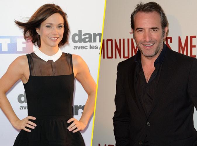Nathalie p chalat au casting de dals 5 jean dujardin la for Jean dujardin et nathalie pechalat