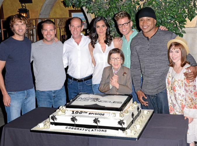 NCIS : Los Angeles f�te son 100�me anniversaire !