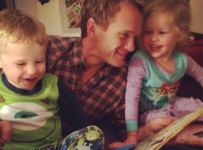Neil Patrick Harris : loin de son rôle de Barney Stinson, il est un papa-poule !