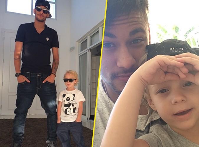 Neymar : pas encore prêt à épouser Bruna Marquezine, il s'affiche heureux aux côtés de son fils !